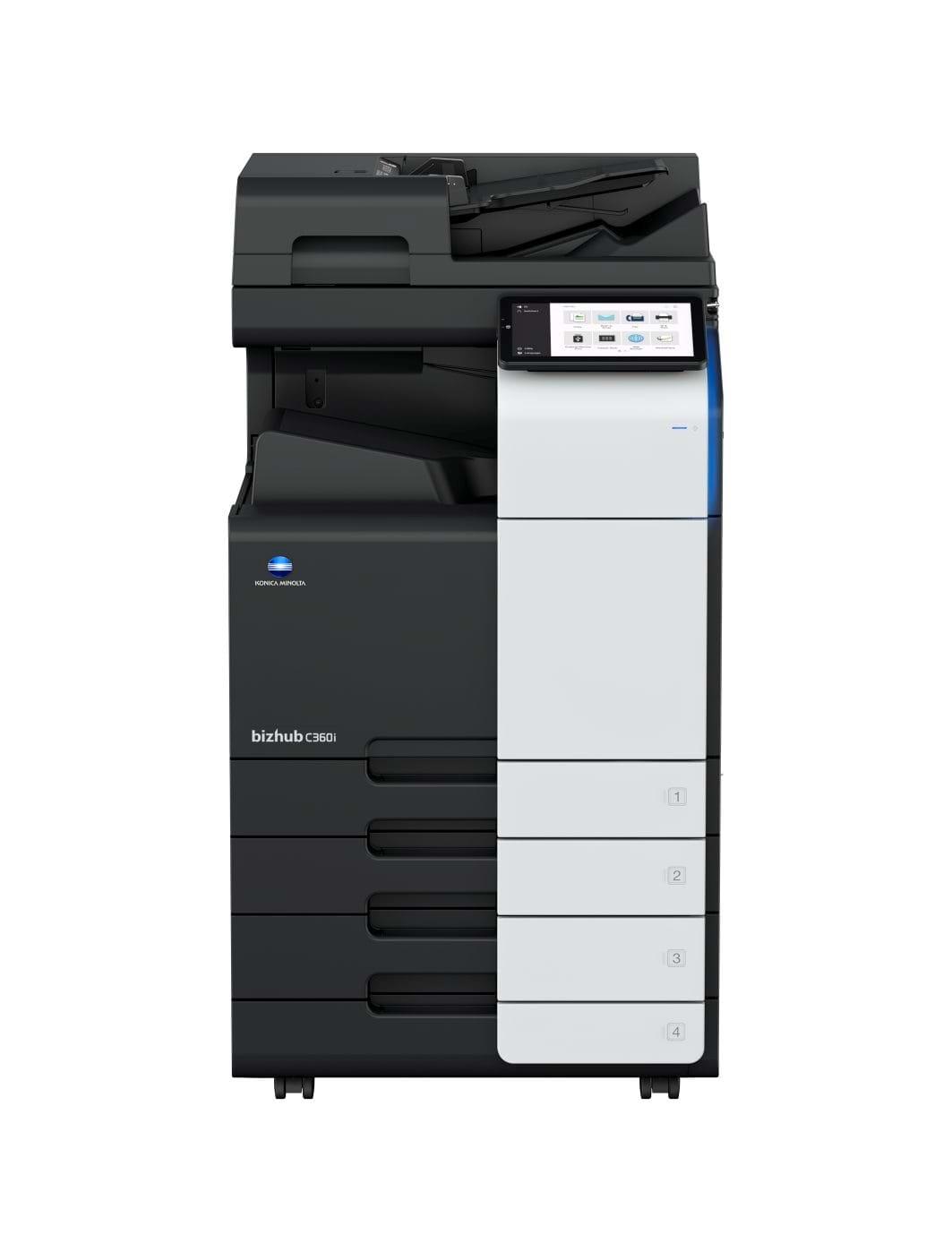Konica Minolta fotocopiatore Bizhub C250i / C300i / C360i