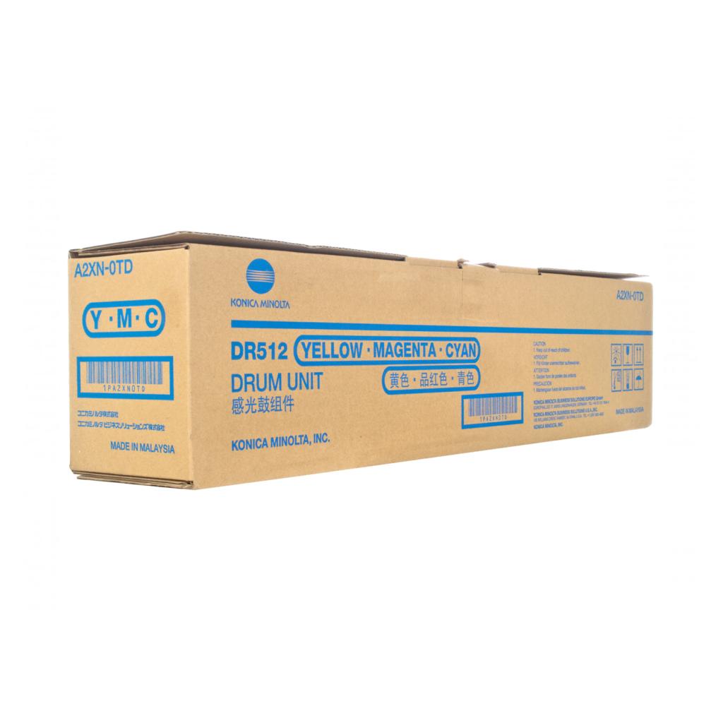 Drum Unit per fotocopiatori Konica Minolta - DR 512 Colore