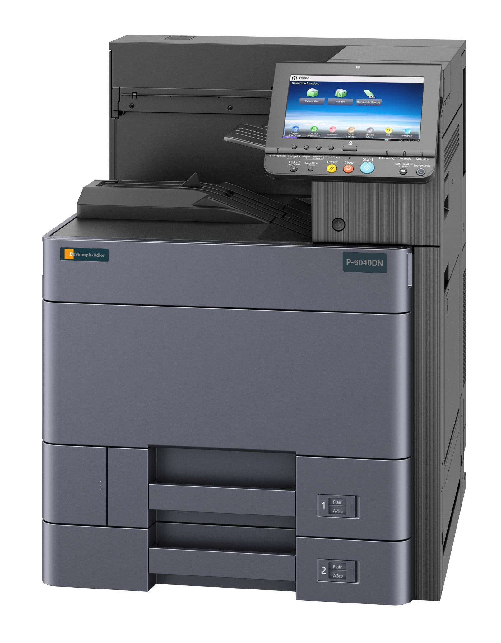 Triumph Adler stampante P-6040 DN
