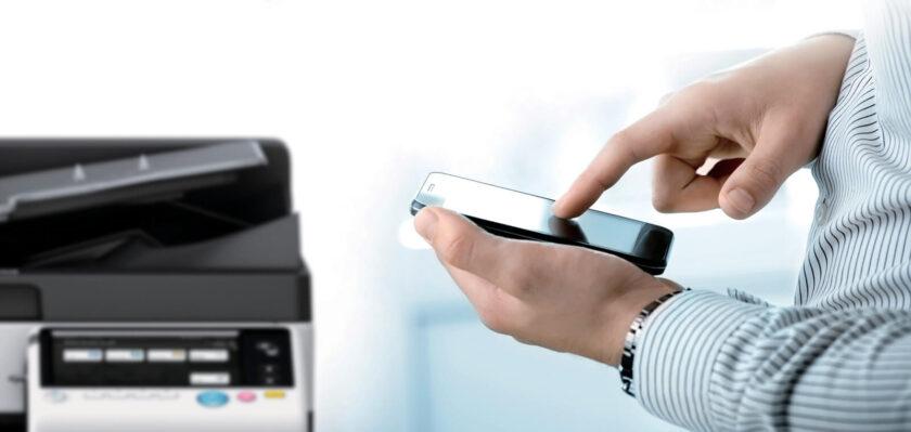 Stampanti Multifunzioni: ora è possibile stampare da smartphone o tablet